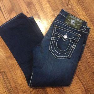 Men's True Religion Ricky Super T jeans
